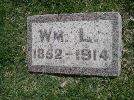 KLINGAMAN, WM. L. - Dawes County, Nebraska | WM. L. KLINGAMAN - Nebraska Gravestone Photos