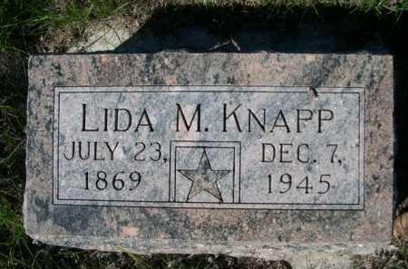 KNAP, LINDA M. - Dawes County, Nebraska   LINDA M. KNAP - Nebraska Gravestone Photos