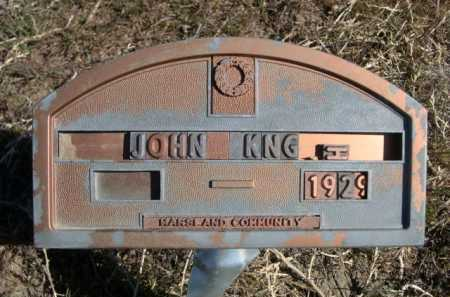 KNG. . . H, JOHN - Dawes County, Nebraska | JOHN KNG. . . H - Nebraska Gravestone Photos
