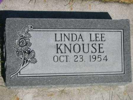 KNOUSE, LINDA LEE - Dawes County, Nebraska   LINDA LEE KNOUSE - Nebraska Gravestone Photos