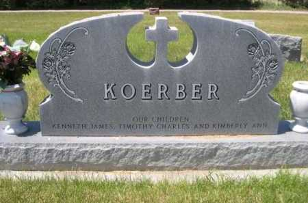 KOERBER, JAMES - Dawes County, Nebraska | JAMES KOERBER - Nebraska Gravestone Photos