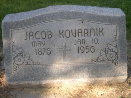 KOVARNIK, JACOB - Dawes County, Nebraska | JACOB KOVARNIK - Nebraska Gravestone Photos