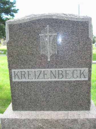 KREIZENBECK, FAMILY - Dawes County, Nebraska | FAMILY KREIZENBECK - Nebraska Gravestone Photos