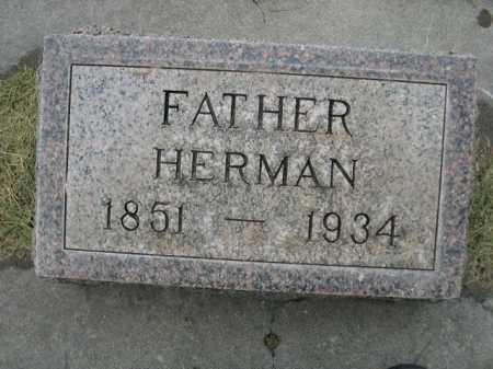 KREIZENBECK, HERMAN - Dawes County, Nebraska | HERMAN KREIZENBECK - Nebraska Gravestone Photos
