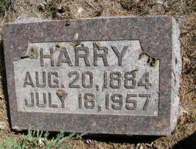 KREMAN, HARRY - Dawes County, Nebraska   HARRY KREMAN - Nebraska Gravestone Photos