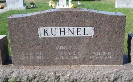 KUHNEL, [UNRECORDED] - Dawes County, Nebraska | [UNRECORDED] KUHNEL - Nebraska Gravestone Photos