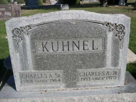 "KUHNEL, CHARLES A. JR. ""CHUCK"" - Dawes County, Nebraska   CHARLES A. JR. ""CHUCK"" KUHNEL - Nebraska Gravestone Photos"