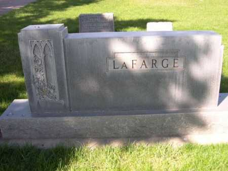 LAFARGE, FAMILY - Dawes County, Nebraska | FAMILY LAFARGE - Nebraska Gravestone Photos