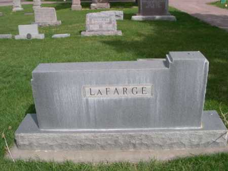 LAFARGE, FAMILY - Dawes County, Nebraska | FAMILY LAFARGE - Nebraska Gravestone Photos