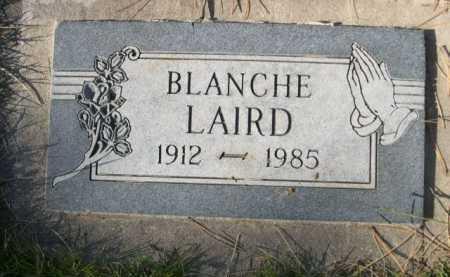 LAIRD, BLANCHE - Dawes County, Nebraska | BLANCHE LAIRD - Nebraska Gravestone Photos