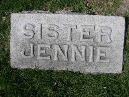 LANDON, JENNIE - Dawes County, Nebraska | JENNIE LANDON - Nebraska Gravestone Photos