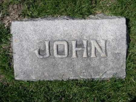LANDON, JOHN - Dawes County, Nebraska | JOHN LANDON - Nebraska Gravestone Photos