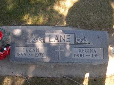 LANE, REGINA - Dawes County, Nebraska   REGINA LANE - Nebraska Gravestone Photos