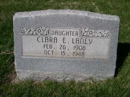 LANEY, CLARA E. - Dawes County, Nebraska | CLARA E. LANEY - Nebraska Gravestone Photos