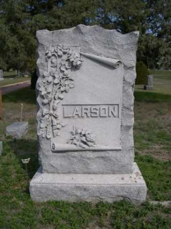 LARSON, FAMILY - Dawes County, Nebraska | FAMILY LARSON - Nebraska Gravestone Photos