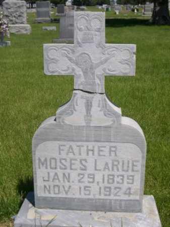 LARUE, MOSES - Dawes County, Nebraska | MOSES LARUE - Nebraska Gravestone Photos