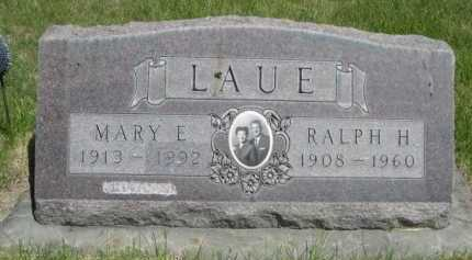 LAUE, RALPH H. - Dawes County, Nebraska | RALPH H. LAUE - Nebraska Gravestone Photos