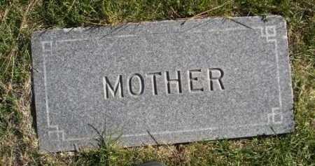 LEAS, MOTHER - Dawes County, Nebraska | MOTHER LEAS - Nebraska Gravestone Photos