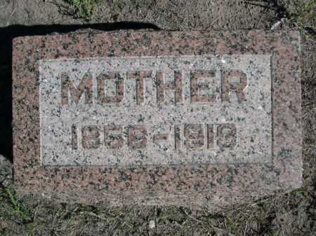 LENEHAN, MOTHER - Dawes County, Nebraska | MOTHER LENEHAN - Nebraska Gravestone Photos