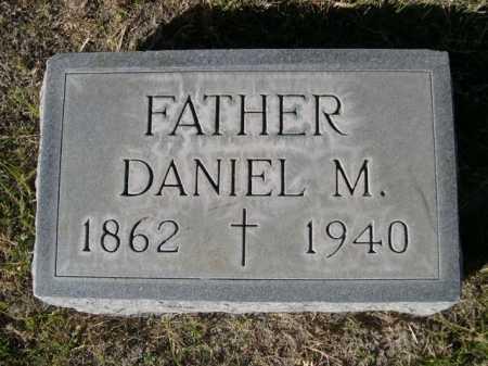 LEETCH, DANIEL M. - Dawes County, Nebraska | DANIEL M. LEETCH - Nebraska Gravestone Photos