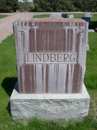 LINDBERG, FAMILY - Dawes County, Nebraska   FAMILY LINDBERG - Nebraska Gravestone Photos