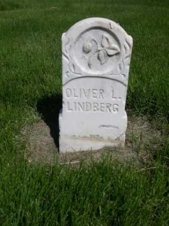 LINDBERG, OLIVER L. - Dawes County, Nebraska | OLIVER L. LINDBERG - Nebraska Gravestone Photos