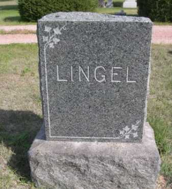 LINGEL, FAMILY - Dawes County, Nebraska | FAMILY LINGEL - Nebraska Gravestone Photos