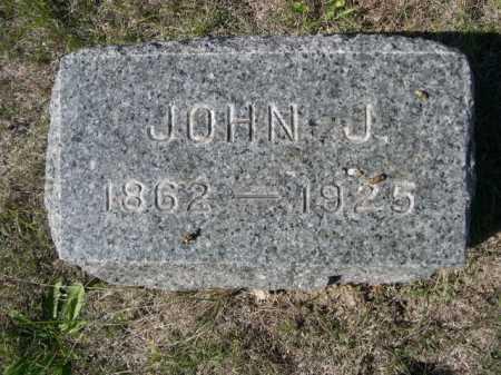 LINGEL, JOHN J. - Dawes County, Nebraska | JOHN J. LINGEL - Nebraska Gravestone Photos