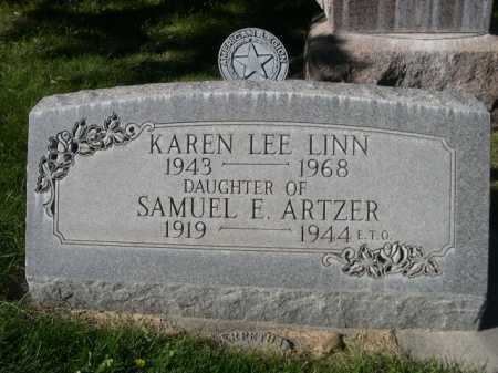 LINN, KAREN LEE - Dawes County, Nebraska | KAREN LEE LINN - Nebraska Gravestone Photos