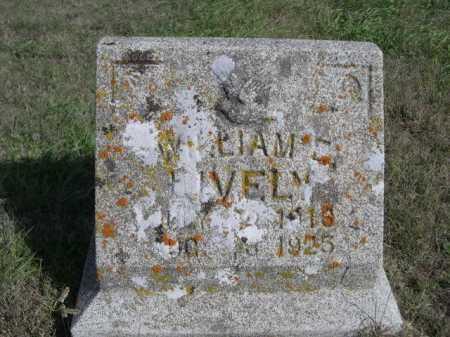 LIVELY, WILLIAM E. - Dawes County, Nebraska | WILLIAM E. LIVELY - Nebraska Gravestone Photos