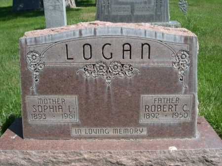 LOGAN, ROBERT C. - Dawes County, Nebraska | ROBERT C. LOGAN - Nebraska Gravestone Photos