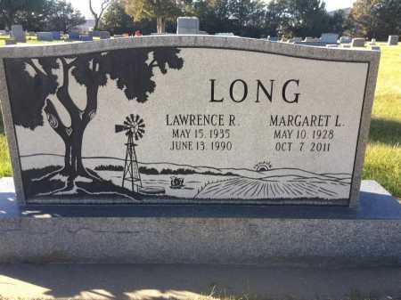 LONG, MARGARET L. - Dawes County, Nebraska   MARGARET L. LONG - Nebraska Gravestone Photos