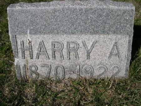 LYONS, HARRY - Dawes County, Nebraska | HARRY LYONS - Nebraska Gravestone Photos