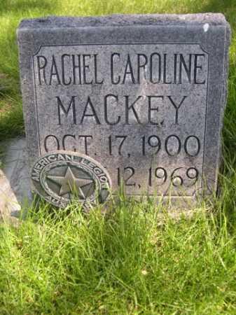 MACKEY, RACHEL CAROLINE - Dawes County, Nebraska | RACHEL CAROLINE MACKEY - Nebraska Gravestone Photos