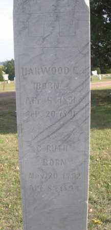MACOMBER, HARWOOD E. - Dawes County, Nebraska | HARWOOD E. MACOMBER - Nebraska Gravestone Photos