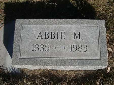 MAIKA, ABBIE M. - Dawes County, Nebraska | ABBIE M. MAIKA - Nebraska Gravestone Photos