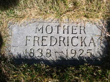 MAIKA, FREDRICKA - Dawes County, Nebraska | FREDRICKA MAIKA - Nebraska Gravestone Photos