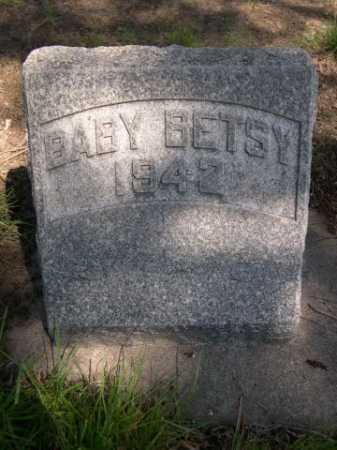 MANN, BETSY - Dawes County, Nebraska | BETSY MANN - Nebraska Gravestone Photos