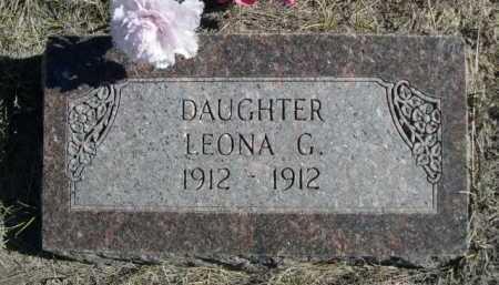 MANSFIELD, LEONA G. - Dawes County, Nebraska | LEONA G. MANSFIELD - Nebraska Gravestone Photos