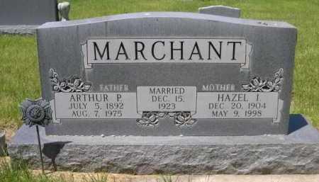 MARCHANT, ARTHUR P. - Dawes County, Nebraska | ARTHUR P. MARCHANT - Nebraska Gravestone Photos