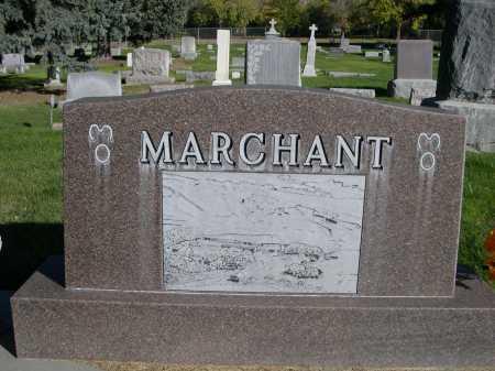 MARCHANT, FAMILY - Dawes County, Nebraska | FAMILY MARCHANT - Nebraska Gravestone Photos
