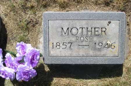 MARCHANT, ROSE - Dawes County, Nebraska | ROSE MARCHANT - Nebraska Gravestone Photos