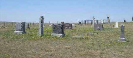 *MARSLAND CEMETERY, VIEW OF - Dawes County, Nebraska | VIEW OF *MARSLAND CEMETERY - Nebraska Gravestone Photos