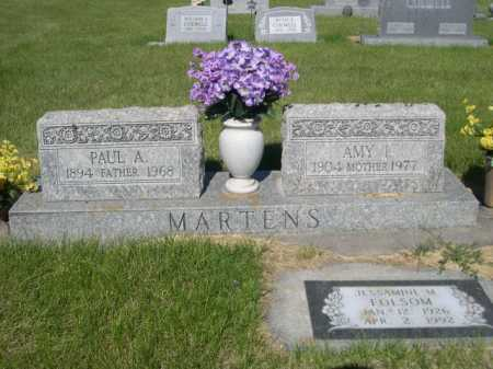 MARTENS, AMY I. - Dawes County, Nebraska | AMY I. MARTENS - Nebraska Gravestone Photos