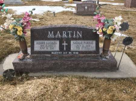 MARTIN, NATALIE PORRAS - Dawes County, Nebraska   NATALIE PORRAS MARTIN - Nebraska Gravestone Photos