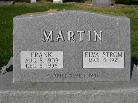 MARTIN, ELVA - Dawes County, Nebraska | ELVA MARTIN - Nebraska Gravestone Photos