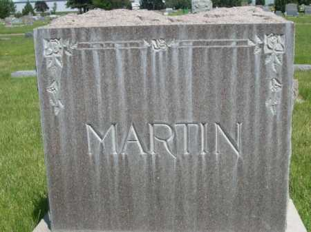 MARTIN, FAMILY - Dawes County, Nebraska | FAMILY MARTIN - Nebraska Gravestone Photos