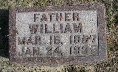 MARTIN, WILLIAM - Dawes County, Nebraska | WILLIAM MARTIN - Nebraska Gravestone Photos