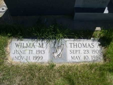 MCCOVITCH, WILMA M. - Dawes County, Nebraska | WILMA M. MCCOVITCH - Nebraska Gravestone Photos