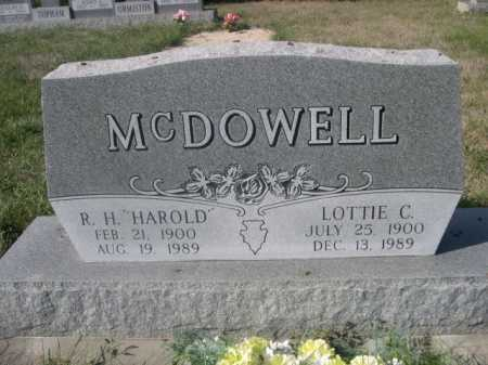MCDOWELL, LOTTIE C. - Dawes County, Nebraska | LOTTIE C. MCDOWELL - Nebraska Gravestone Photos